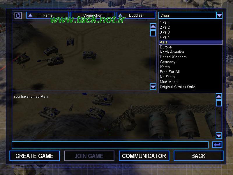 اموزش انلاین بازی کردن جنرال 2